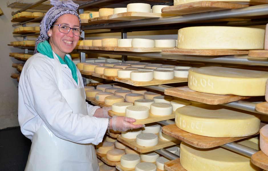 Neues zur Käse-Tour